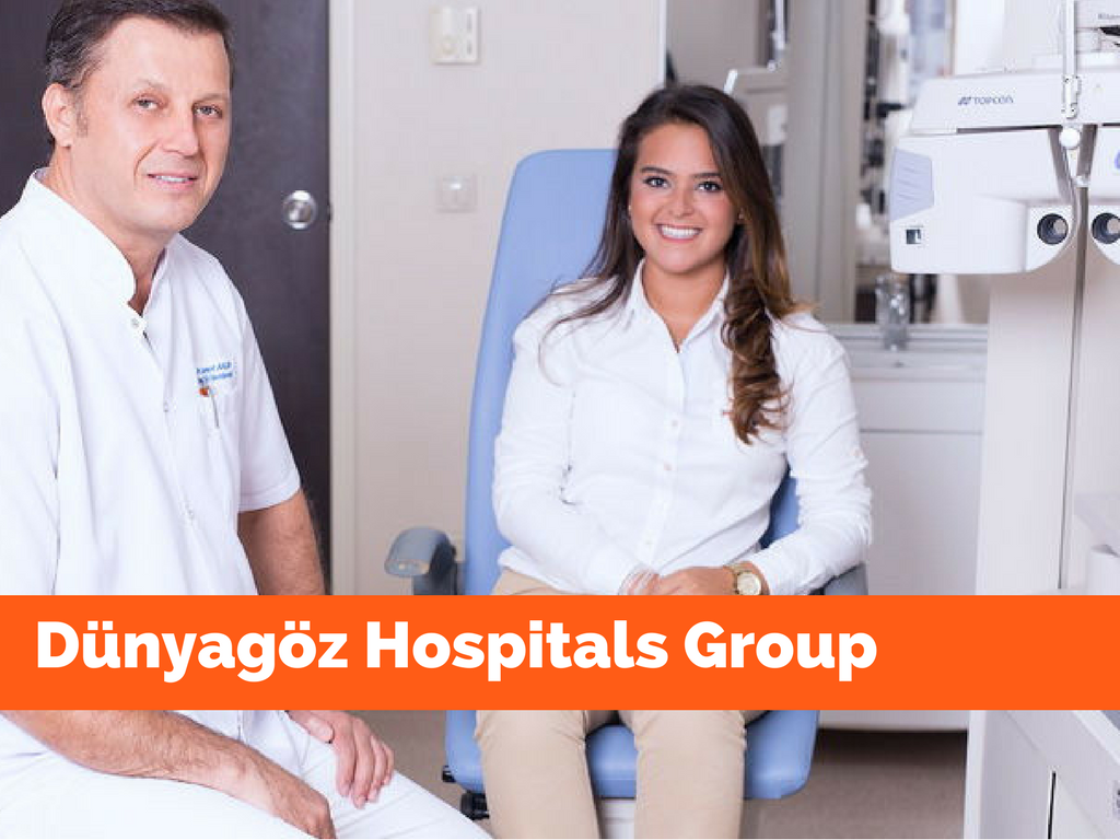 Welcome Dunyagoz Hospitals Group - Holiday Health